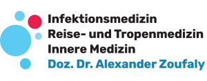 Tropeninstitut Wien 1060 & Infektionsmedizin - Doz. Dr. Alexander Zoufaly